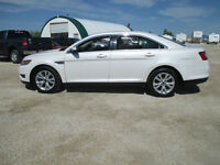2012 Ford Taurus SEL Lthr SYNC Low Kms