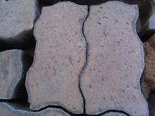 Recycled pavers, .29sqm tan clay.....25 sqm red clay . ON PALLETS North Plympton West Torrens Area Preview