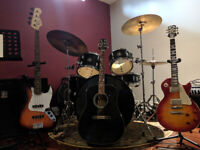 Seeking Drummer for March 16th Studio session (Paid)
