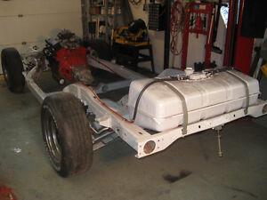 Corvette project car