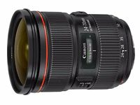Canon 24-70mm f2.8 l mark ii