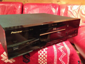 Pioneer Elite DV-37, multisystem and region-free DVD player