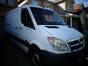 2009 DODGE SPRINTER  3 LITRES TURBO DIESEL