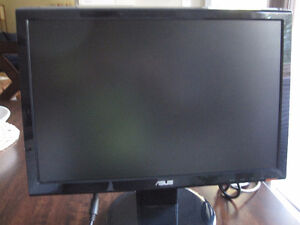 "ASUS 19"" Wide Screen LCD Monitor"