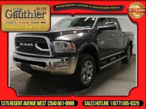2018 Ram 2500 Limited - Leather Seats -  Cooled Seats