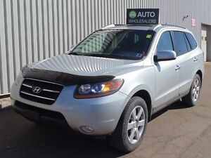 2009 Hyundai Santa Fe THIS WHOLESALE SUV WILL BE SOLD AS TRAD...