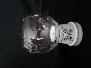 Candy Dish or Candle Holder
