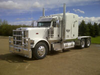 Class 1A Truck Driver Wanted!