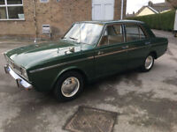 1971 HILLMAN HUNTER 1725 GL *** AUTOMATIC, 31,000 MILES, 1 YEARS MOT ***