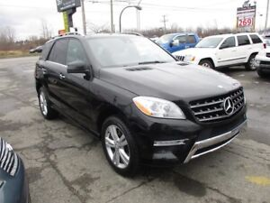 Mercedes-Benz ML 350 4WD  2013