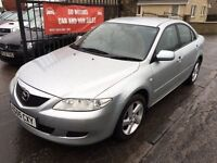 2005 MAZDA 6 TS, 69000 MILES, SERVICE HISTORY, 7 MONTHS MOT