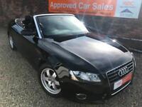 2010 10 Audi A5 2.0TDI ( 170ps ) CONVERTIBLE