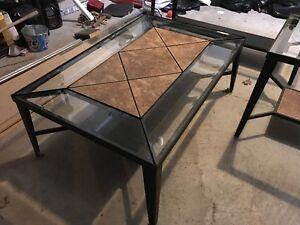 Wrought iron coffee table set - $100 Oakville / Halton Region Toronto (GTA) image 4