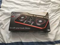 Ion DJ Live Turntables