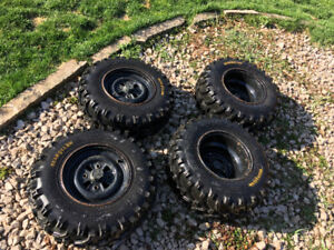4 Honda TRX Fourtrax tires