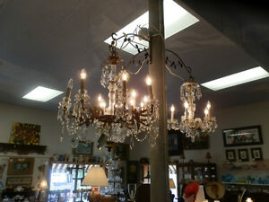Large selection of antique lamps and light fixtures Kitchener / Waterloo Kitchener Area image 3