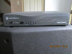 Décodeurs Motorola DSR 317, DSR 319 et HDPVR 630 - Shaw Direct