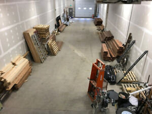 *LOWEST PRICED WAREHOUSE WITH OFFICE IN CALGARY - TONS OF PERKS*