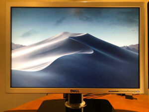 """Monitor Dell 2707WFP 27"""" Like new condition"""