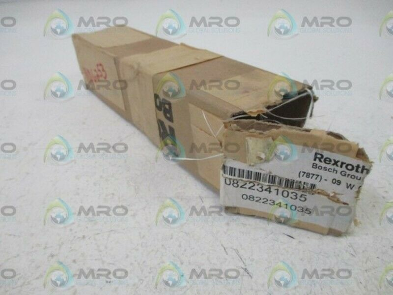 REXROTH 0822341035 PNEUMATIC CYLINDER * NEW IN BOX *