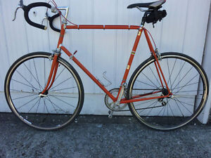 Rare Vintage Eddy Merckx Windsor Professional Road Bike