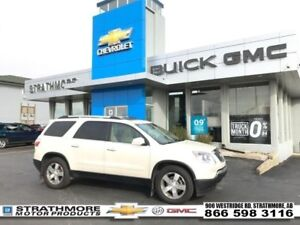 2011 GMC Acadia AWD-SLT-Leather-Sunroof-