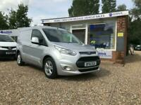 FORD TRANSIT CONNECT 200 LIMITED Silver Manual Diesel, 2016