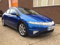 Honda Civic EX 2.2 Diesel SAT/NAV FULLY LOADED