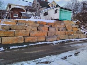 Quarry Direct Manitoulin Limestone and Armour stone-We Install