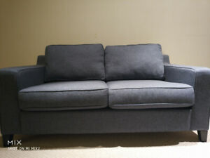 LIKE NEW loveseat couch URGENT MOVING
