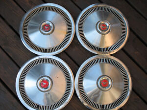 """Ford Mustang II 1974-1978 Hubcaps 13"""""""
