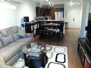 Beautiful New condo 3 1/2 incl. hot water and 4 appliances