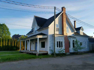 LARGE house for sale in downtown Sussex