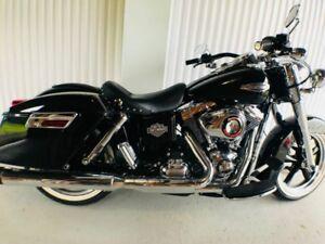 2012 Harley Switchback