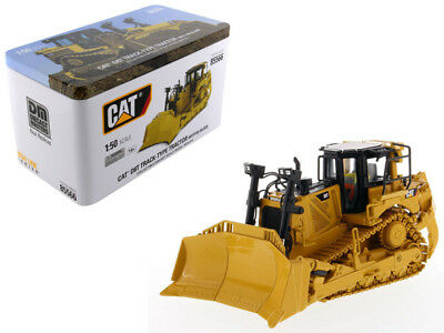 CAT CATERPILLAR D8T TRACK TYPE TRACTOR DOZER  1/50 BY DIECAST MASTERS 85566, used for sale  Shipping to Canada