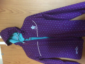 Girls spring/fall coat size 14.