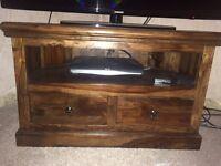 TV stand / corner cabinet