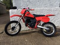 Honda cr80 1983 ( scrambler, dirt bike, pitbike)