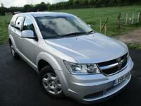 2009 DODGE JOURNEY SE 7 SEATER MPV PETROL