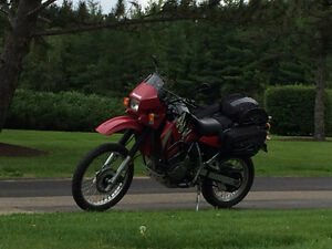 2004 Kawasaki KLR 650 - Low miles and excellent condition