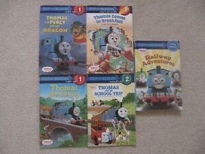 Thomas The Tank Engine Book Lots