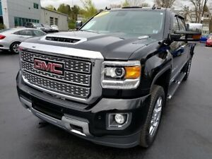 2018 Gmc Sierra 2500 Denali / Duramax / Leather / Nav