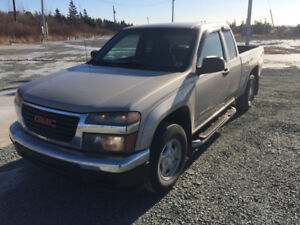 2004 GMC Canyon 2wd