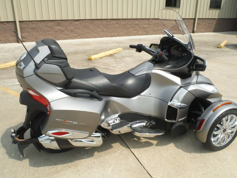 2014 can am spyder rt se limited edition no trade street cruisers choppers ottawa kijiji. Black Bedroom Furniture Sets. Home Design Ideas