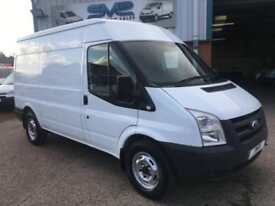 2008 08 FORD TRANSIT 2.2 T350 SWB 110BHP ONE OWNER FULL HISTORY SUPERB CONDITION