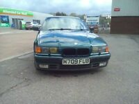 bmw 316i compact nearly full years mot swaps for 7 seater but anything considered or sale