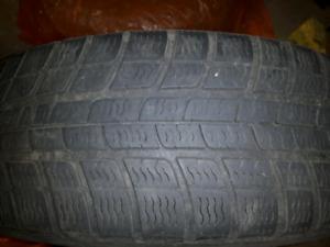 2 pneus Pilot Alpine 195-65 R15