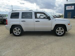 2008 Jeep Patriot Sport Moonroof 4x4