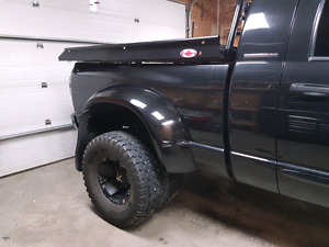 Dodge ram box and sled deck!