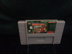 Donkey Kong Country Snes 35$